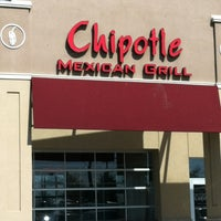 Photo taken at Chipotle Mexican Grill by JENNIFER C. on 3/27/2012