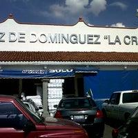 Photo taken at Mercado La Cruz by elise ∆ w. on 8/26/2012