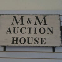 Photo taken at M&M Auction House by Natalie J. on 3/20/2012