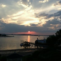 Photo taken at The Peaks Island House by Nancy D. on 8/3/2012
