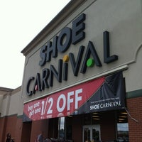Photo taken at Shoe Carnival by Michael S. D. on 9/3/2012