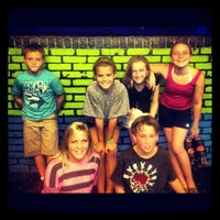 Photo taken at Dreamland Skate Center by Stacey S. on 8/9/2012