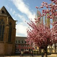 Photo taken at Rathaus Trier by Svenja J. on 4/17/2012