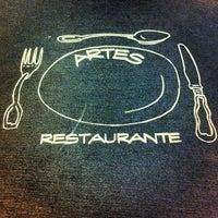 Foto tirada no(a) Restaurante das Artes por Filipe F. em 9/12/2012