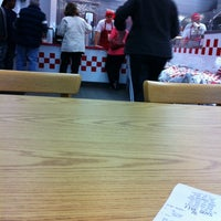Photo taken at Five Guys by Joe M. on 4/30/2012