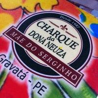 Photo taken at Charque da Dona Neuza by Beatriz A. on 7/27/2012