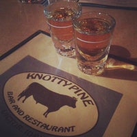 Photo taken at Knotty Pine Bar and Restaraunt by Jess W. on 6/8/2012