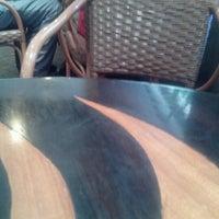 Photo taken at Savannah Coffee Lounge by Steve O. on 5/12/2012