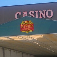 Photo taken at Royal River Casino & Hotel by Carla M. on 7/10/2012