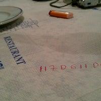 Photo taken at Pantelis Restaurant by George S. on 5/8/2012
