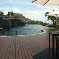Photo taken at Nora Buri Resort & Spa by NaNy N. on 4/14/2012