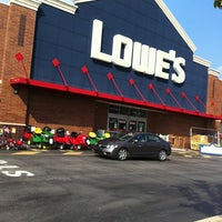 Photo taken at Lowe's Home Improvement by Brian J. on 7/1/2012