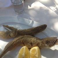 Photo taken at Alexis Taverna by Evripidis A. on 9/3/2012