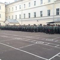 Photo taken at Военный Университет by Maria L. on 6/22/2012