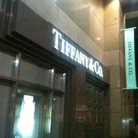 Photo taken at Tiffany & Co. by João F. on 2/22/2012