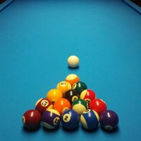 Photo taken at G-Cue Billiards by Niccolo M. on 9/9/2012