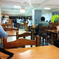 Photo taken at Restaurante Universitário UCS by Willian B. on 4/25/2012