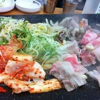 Das Foto wurde bei 대박집 만촌점 von violet_daji am 5/16/2012 aufgenommen