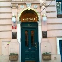 Photo taken at Hotel ANNA Prague by Pierre J. on 5/7/2011