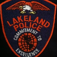 Photo taken at Lakeland Police Department by CEDarrington1906 on 2/7/2012
