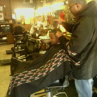 Photo taken at Mason's Barbershop by Kevin H. on 12/8/2011
