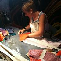 Photo taken at Hermès by Kristin on 9/9/2012