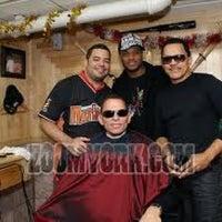 Photo taken at Jordan Sport Barber Shop by Leo P. on 5/15/2011