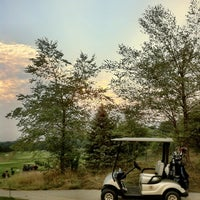 Photo taken at Buffer Park Golf Course by Adam S. on 8/19/2011