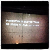 Photo taken at Prohibition by William R. on 6/13/2012