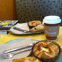 Photo taken at Panera Bread by belindelag on 9/3/2012