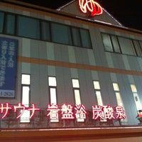 Photo taken at Kanazawa Yumenoyu by kenichiro k. on 5/19/2012