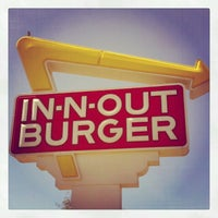 Photo taken at In-N-Out Burger by Matt M. on 4/21/2012