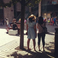 Photo taken at Liverpool ONE by Pete C. on 8/10/2012