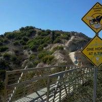 Photo taken at Razorback Trail Bridge by Todd Z. on 8/21/2011