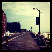 Photo taken at Long Beach Boardwalk by Mike D. on 8/21/2011