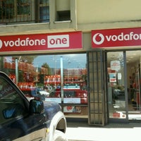 Photo taken at Vodafone Store by Chiara R. on 1/26/2012