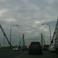 Photo taken at North Ave. Bridge by Miss V. on 10/31/2011