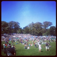 Photo taken at Hippie Hill by Yonder B. on 4/20/2012