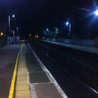 Photo taken at Broadstairs Railway Station (BSR) by Daniel T. on 1/29/2012