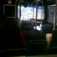 Photo taken at MTA Maryland 33 Bus by Justin G. on 1/3/2012