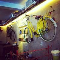 Снимок сделан в Caffe Centrale пользователем Александра С. 8/3/2012
