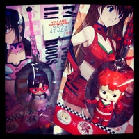 Photo taken at VILLAGE VANGUARD 梅田ロフト by ねこま男爵 L. on 10/22/2011
