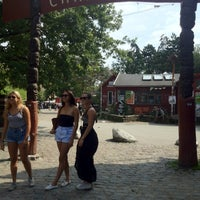 Photo taken at Christiania by Rob M. on 7/28/2012