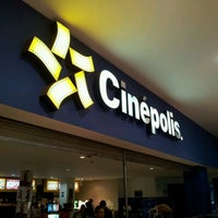 Photo taken at Cinépolis by Joseph C. on 11/24/2011