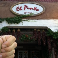 Photo taken at El Pinto Restaurant & Cantina by tony l. on 7/2/2011