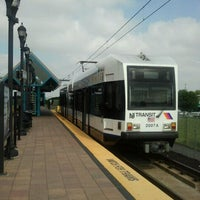 Photo taken at NJT - West Side Avenue Light Rail Station by The Official Khalis on 6/25/2011