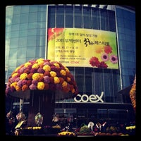 Photo taken at COEX by Phil K. on 10/21/2011