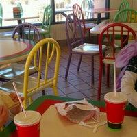 Photo taken at Del Taco by Krys V. on 1/7/2012