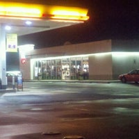 Photo taken at Shell by Thomas R. on 11/23/2011