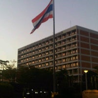 Photo taken at MBA15   วิทยาลัยการบริหารและจัดการ @AMC by SodiuM N. on 11/27/2011